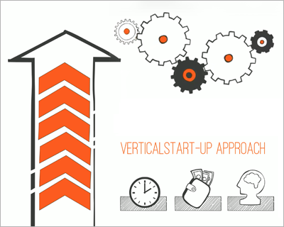 A look behind the scenes of vertical startups